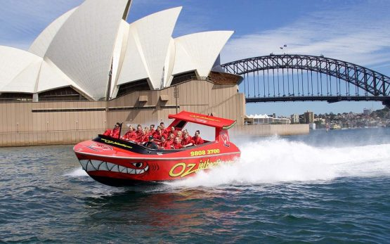 OZ Jet Boating + Any 2 Combo PASS | Sydney Booking Centre
